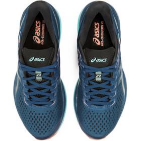 asics Gel-Cumulus 21 G-TX Schuhe Damen mako blue/midnight
